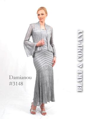 Fall 2010 Wedding Trends Damianou Dress