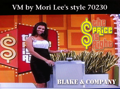VM by Mori Lee dress NYC