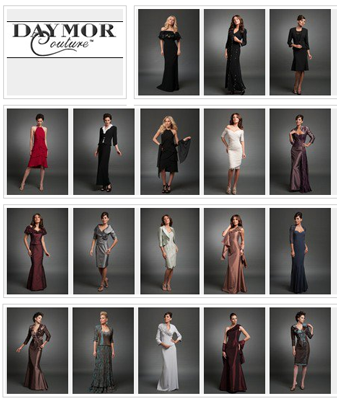 Daymor Couture Special Occasion Dresses NYC