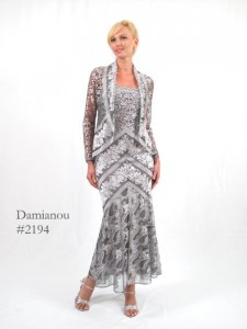 Damianou Mother of the Bride Dress